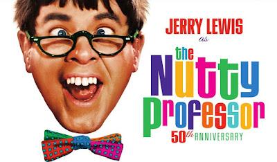 Jerry Lewis - El profesor Chiflado - 50 aniversario de la película