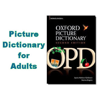 picture dictionary for adults