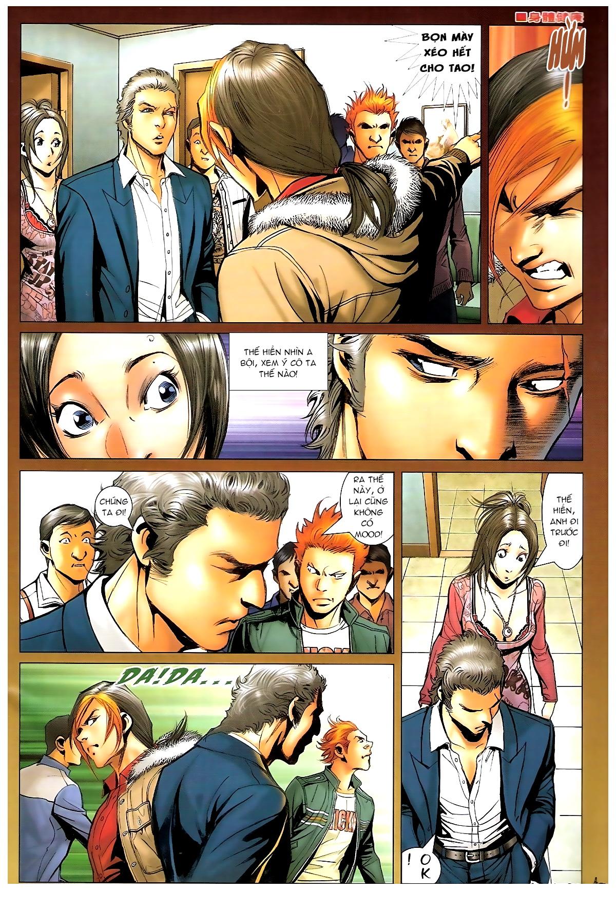 Người Trong Giang Hồ - Chapter 1370: Hào Khí 1 - Pic 10