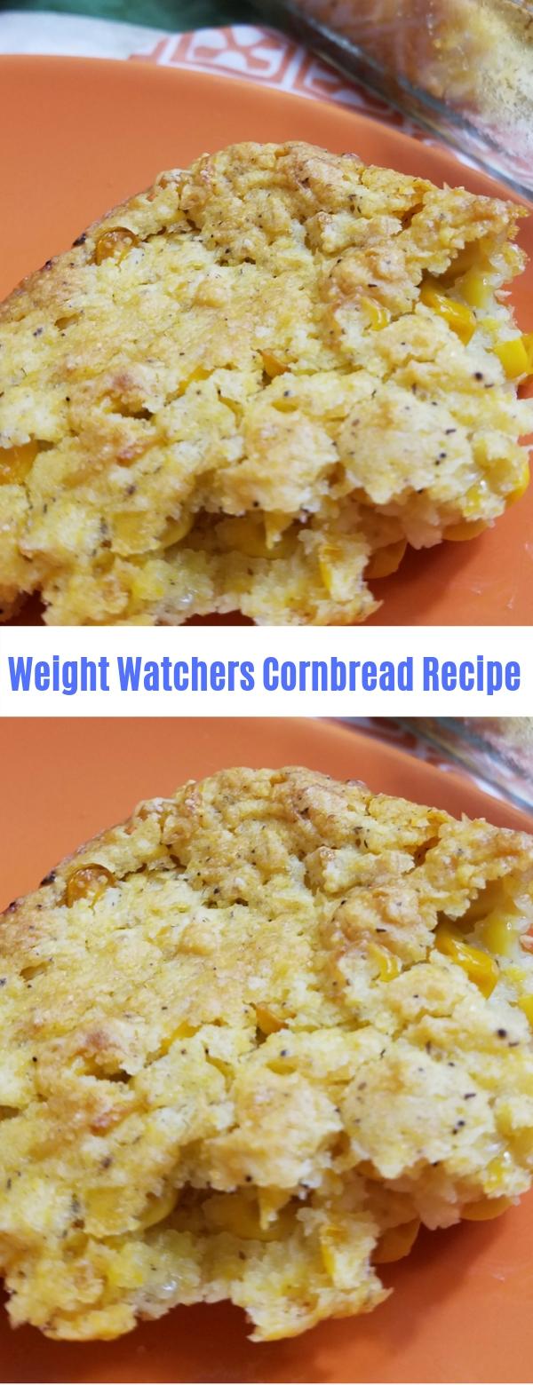 Weight Watchers Cornbread Recipe