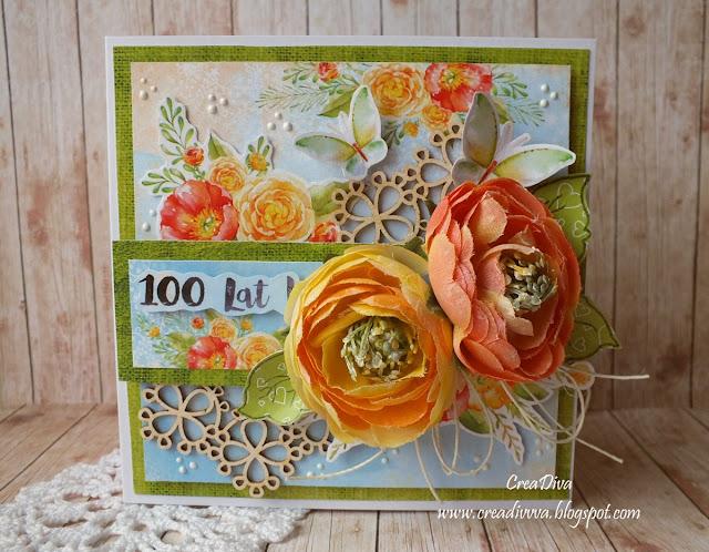 Kwiaty na urodziny / Birthday Flowers