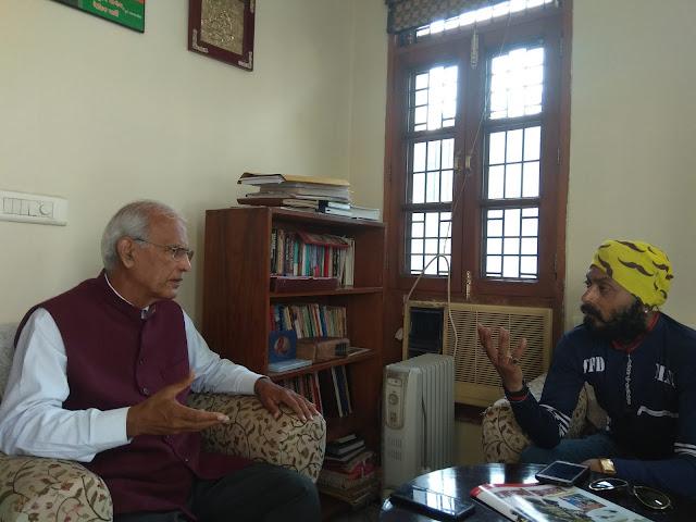 Naitik party Prez & Kawaljeet discussing