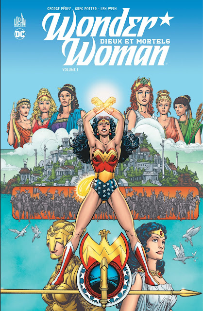 wonder woman dieux et mortels