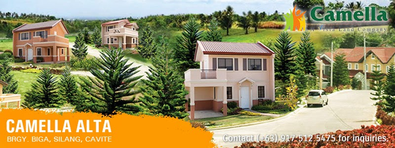 Community Overview - Camella Alta Silang | House and Lot for Sale in the Philippines