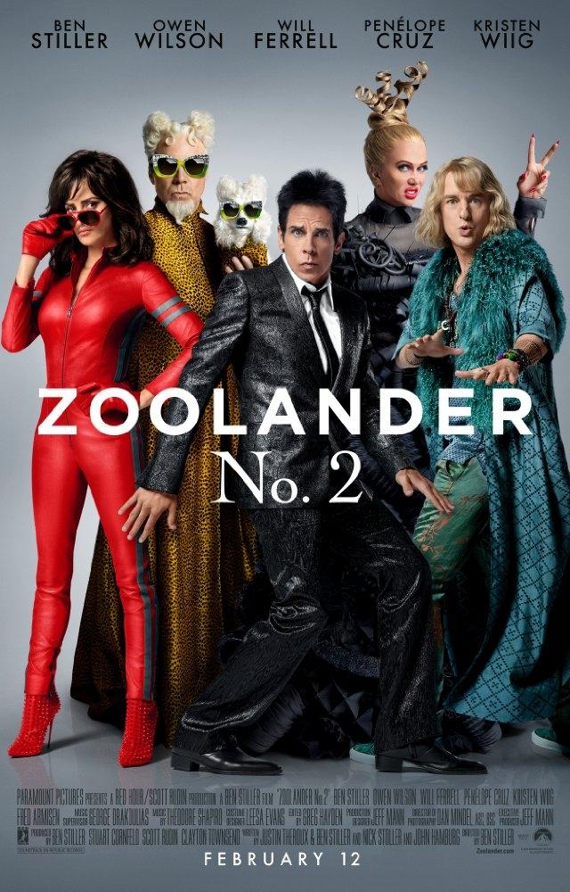 Trai Đẹp Lên Sàn 2 - Zoolander 2 (2016)