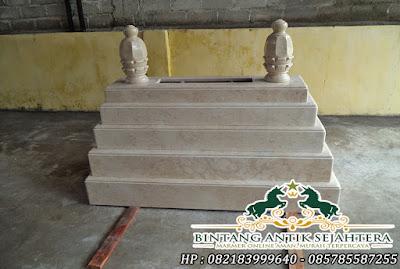 Jual Makam Marmer di Surabaya