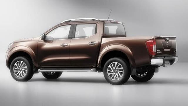 2018 Nissan Frontier Diesel Redesign