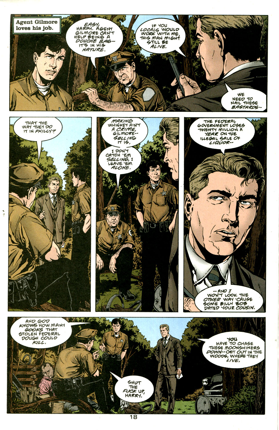 Read online American Century comic -  Issue #10 - 18