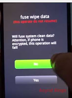 yes Guide To Perform Hard Reset Android LENOVO K3 NOTE To Restore Factory Setting. Root