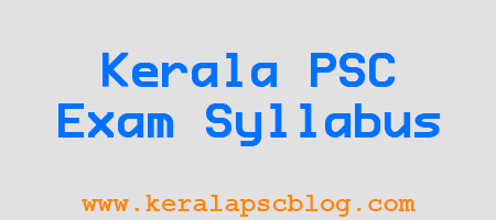 Kerala PSC Laboratory Technical Assistant Exam 2015