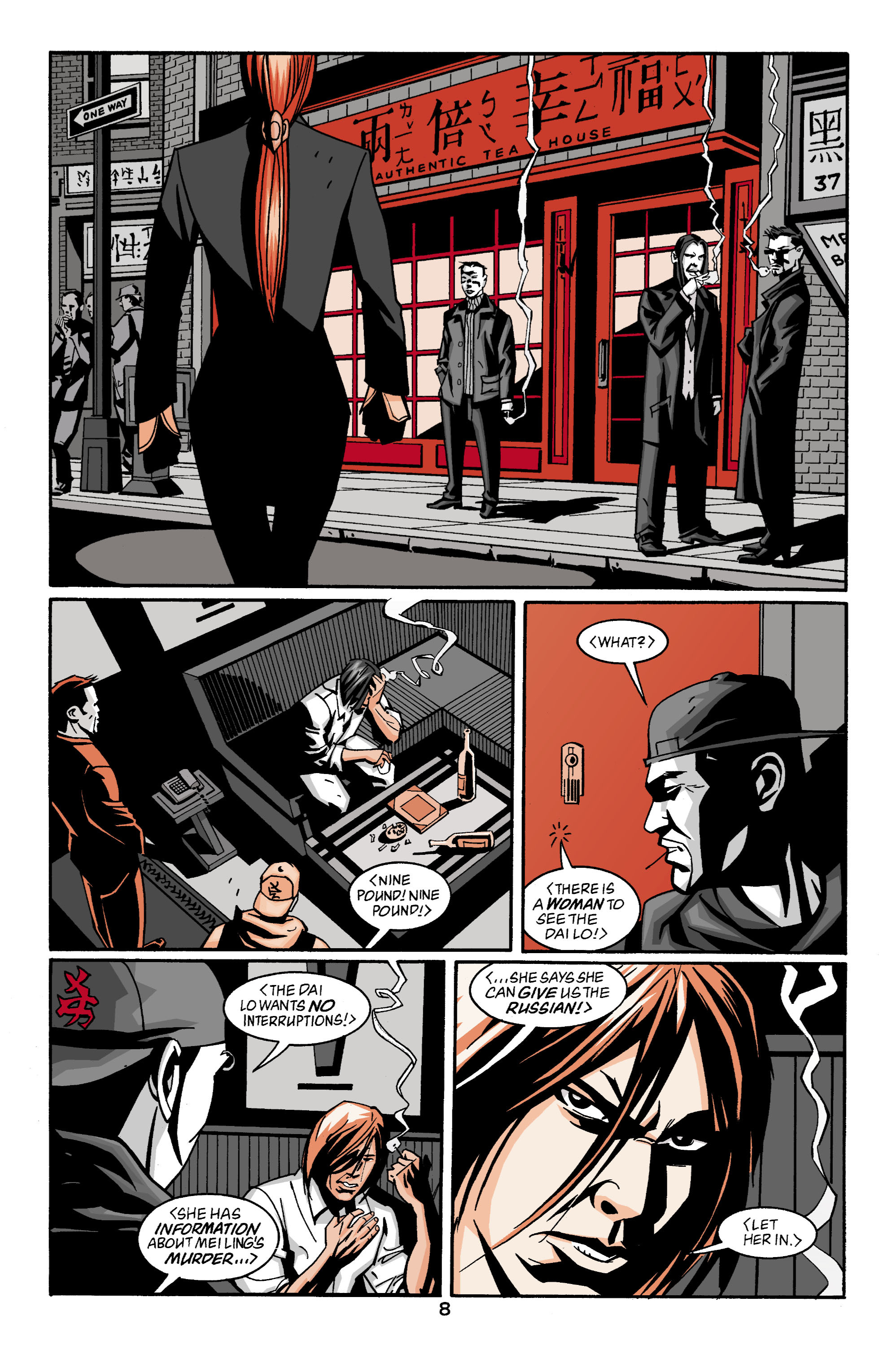 Detective Comics (1937) 744 Page 8