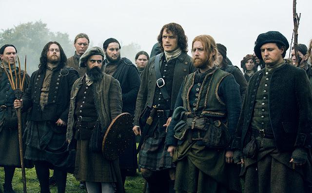 écossais outlander jaime dougal