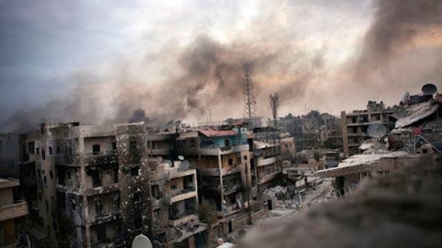 سوريا : 148 قتيلا في سلسلة تفجيرات بمدينتي الجبلة وطرطوس