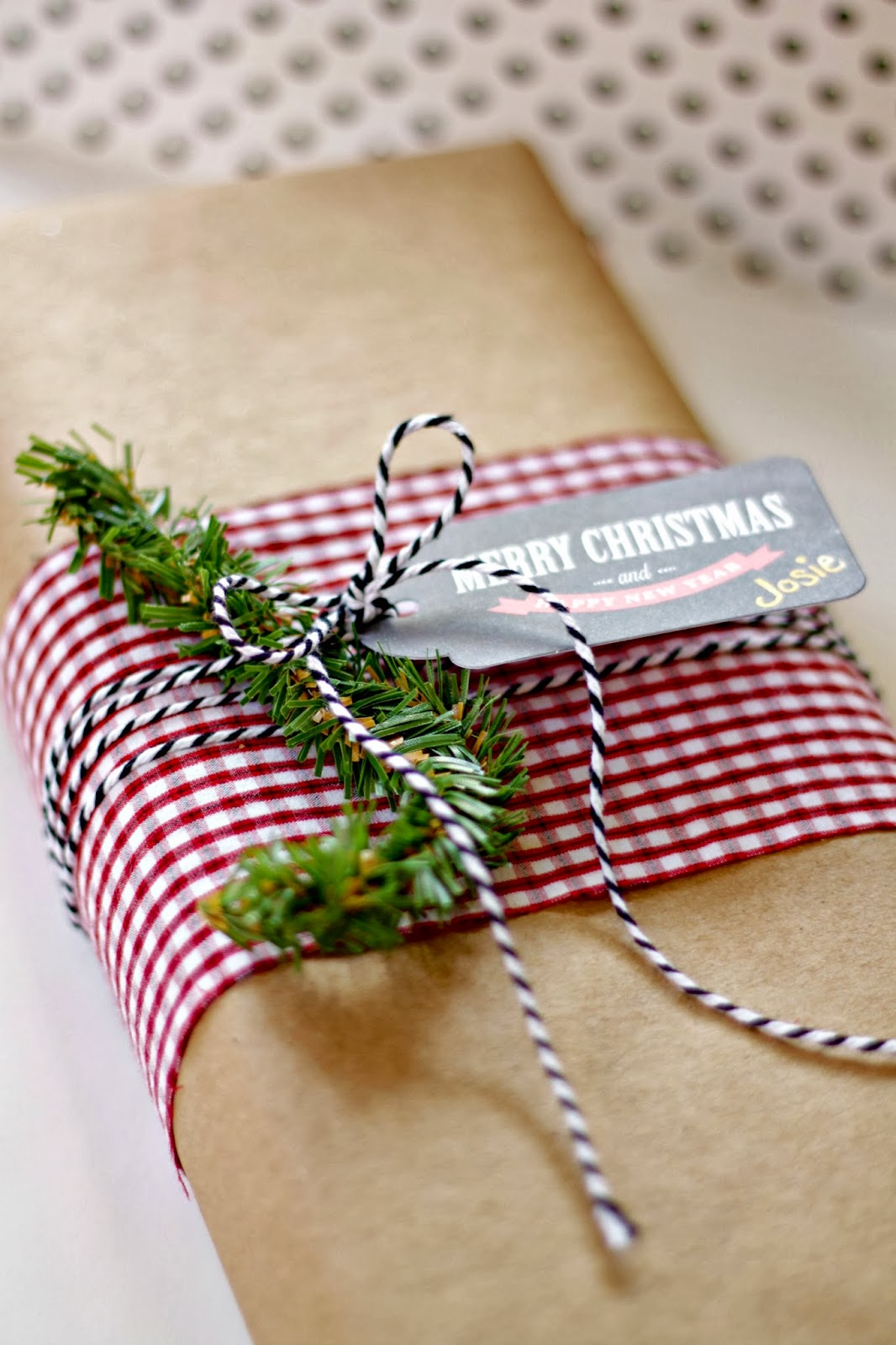 Wrap it Up #4: DIY Gift wrap ideas with old clothes - C.R ...
