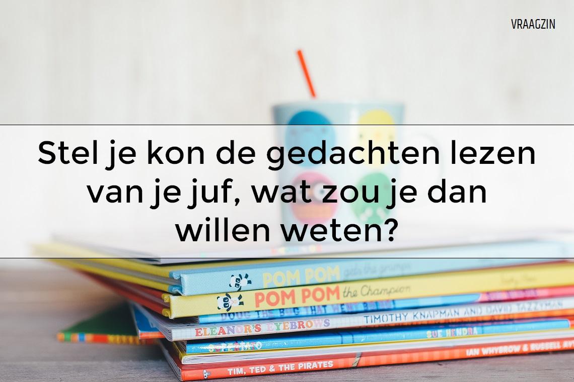 De kunst van het stellen van vragen en doorvragen bij je schoolgaande kinderen