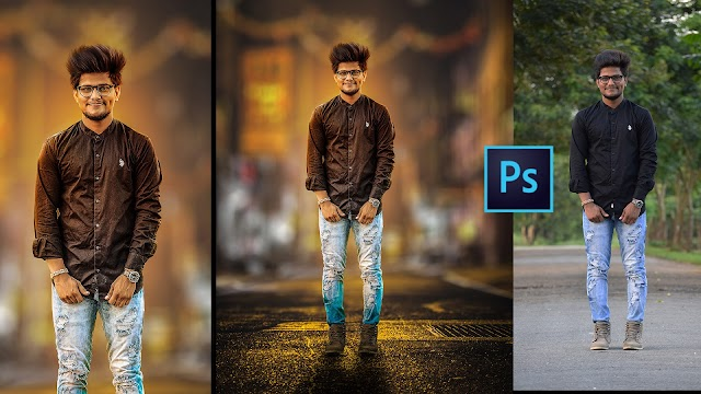 Photoshop manipulation Tutorial For beginners  quick & Easy Method in Hindi