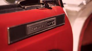 D-Dart GT Emblem