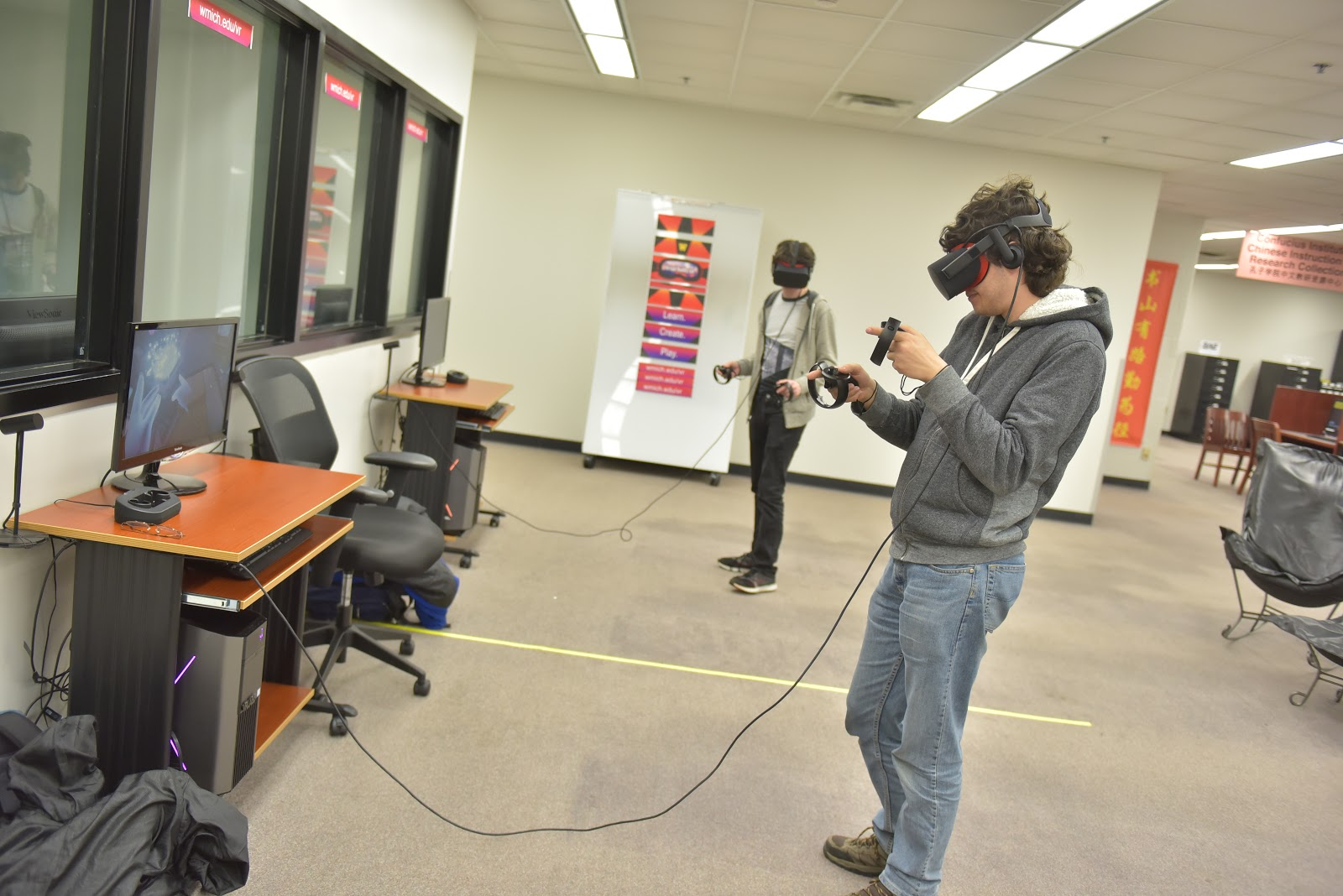 Library News: Additional Workshop added: Virtual Reality