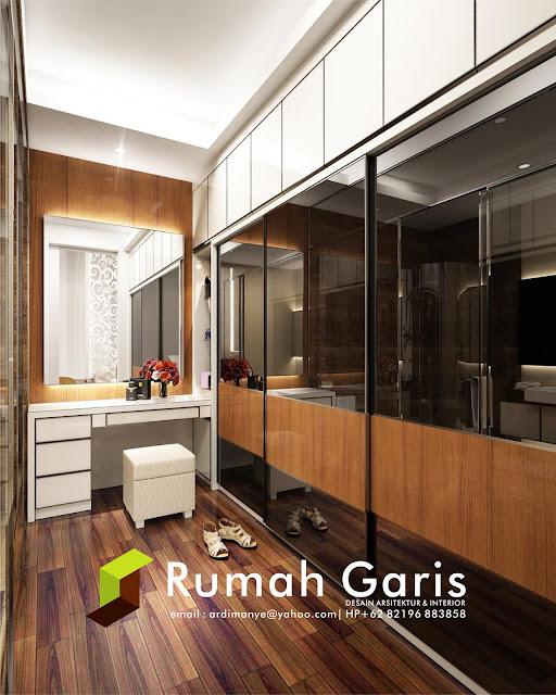 rumah garis interior apartemen jakarta surabaya