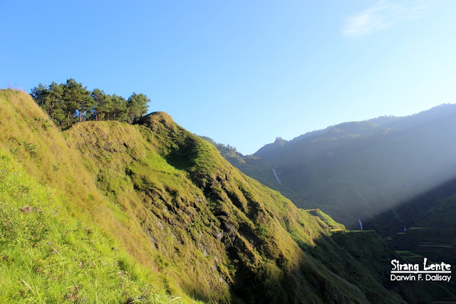 mountains in Benguet