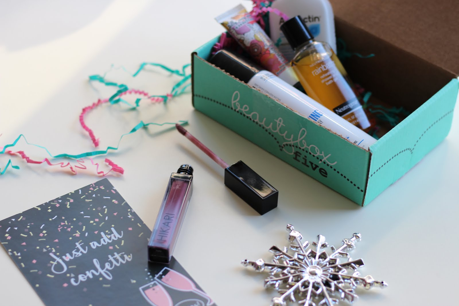 December BB5 Box: Party Perfect