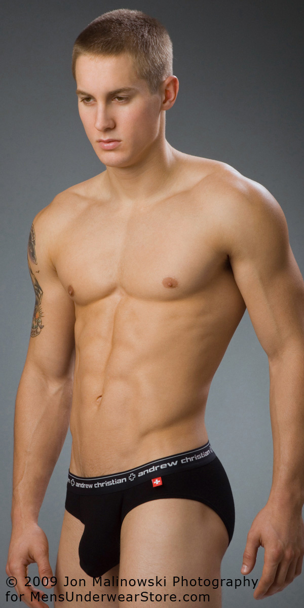 Buy Andrew Christian Almost Naked Collection Heather Grey
