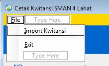 Tutorial Vb.Net : Simpan & Baca Data File .Txt (Import & Save Txt File)