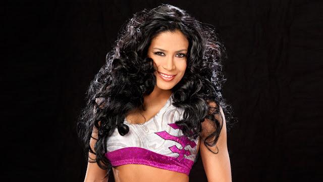 Former WWE Diva Melina - Melina Perez
