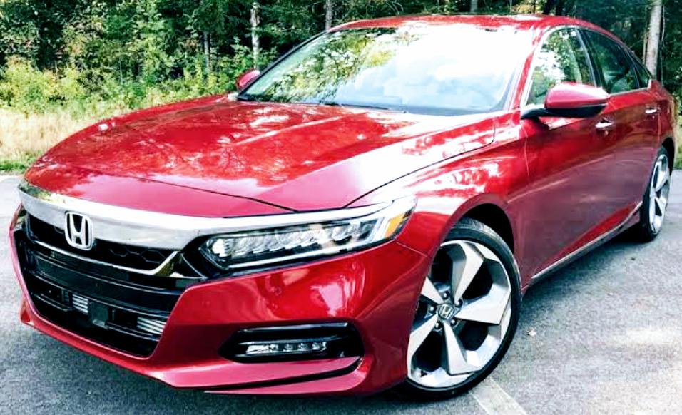 Honda Accord Turbo >> Galery Mobil Honda Accord Turbo Keluaran Tahun 2018