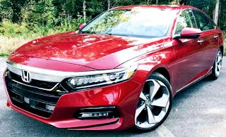 Honda Accord Turbo Keluaran Tahun 2018