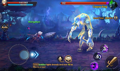 Download Game Holy Knight EN