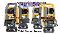 #WEb Resmi Total Station TOPCON Peralatan Survey