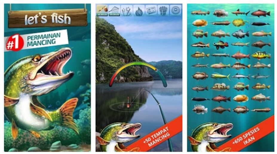 8 permainan memancing ikan game android mancing for Let s go fishing xl