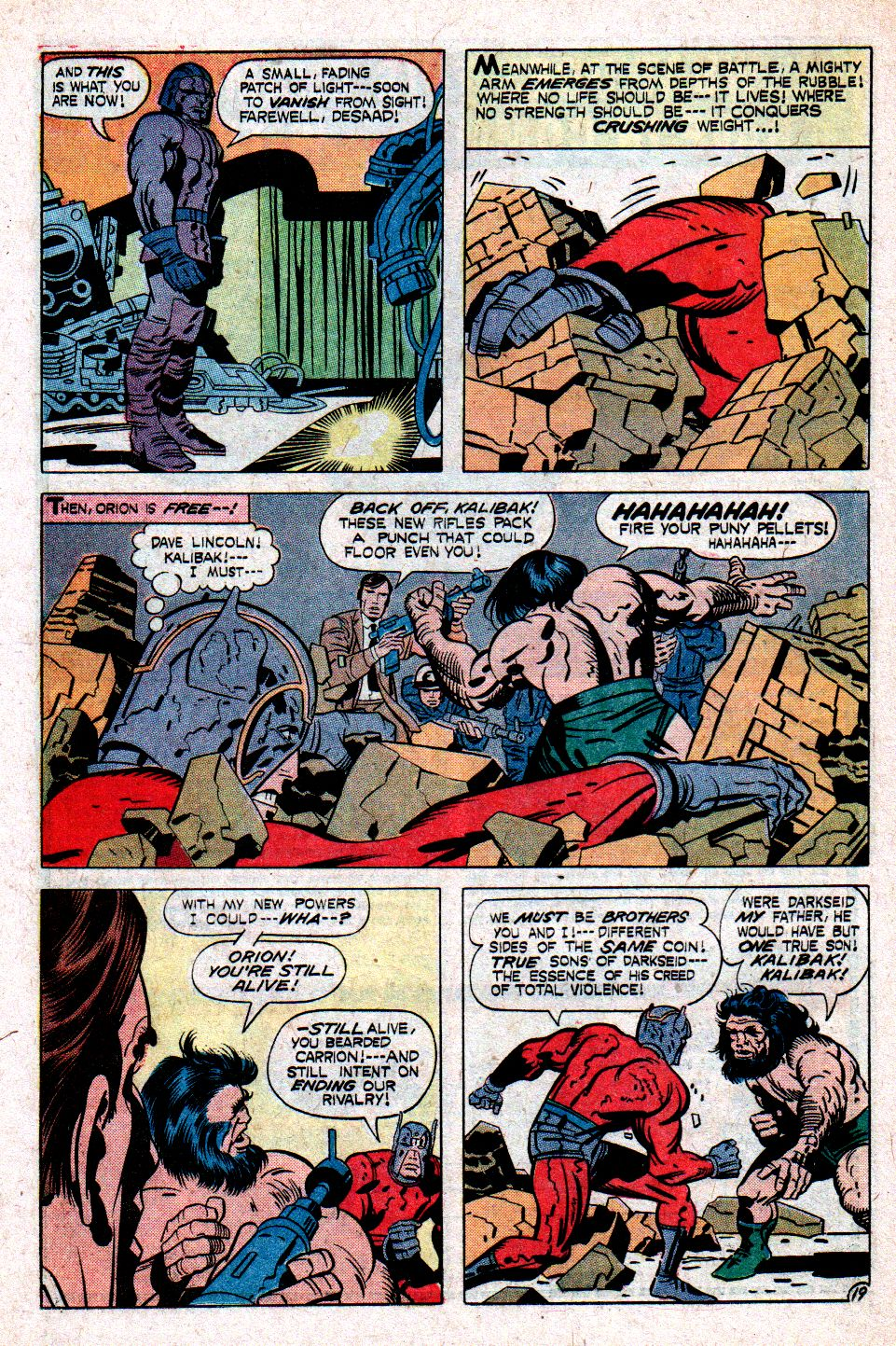 The New Gods (1971) issue 11 - Page 26