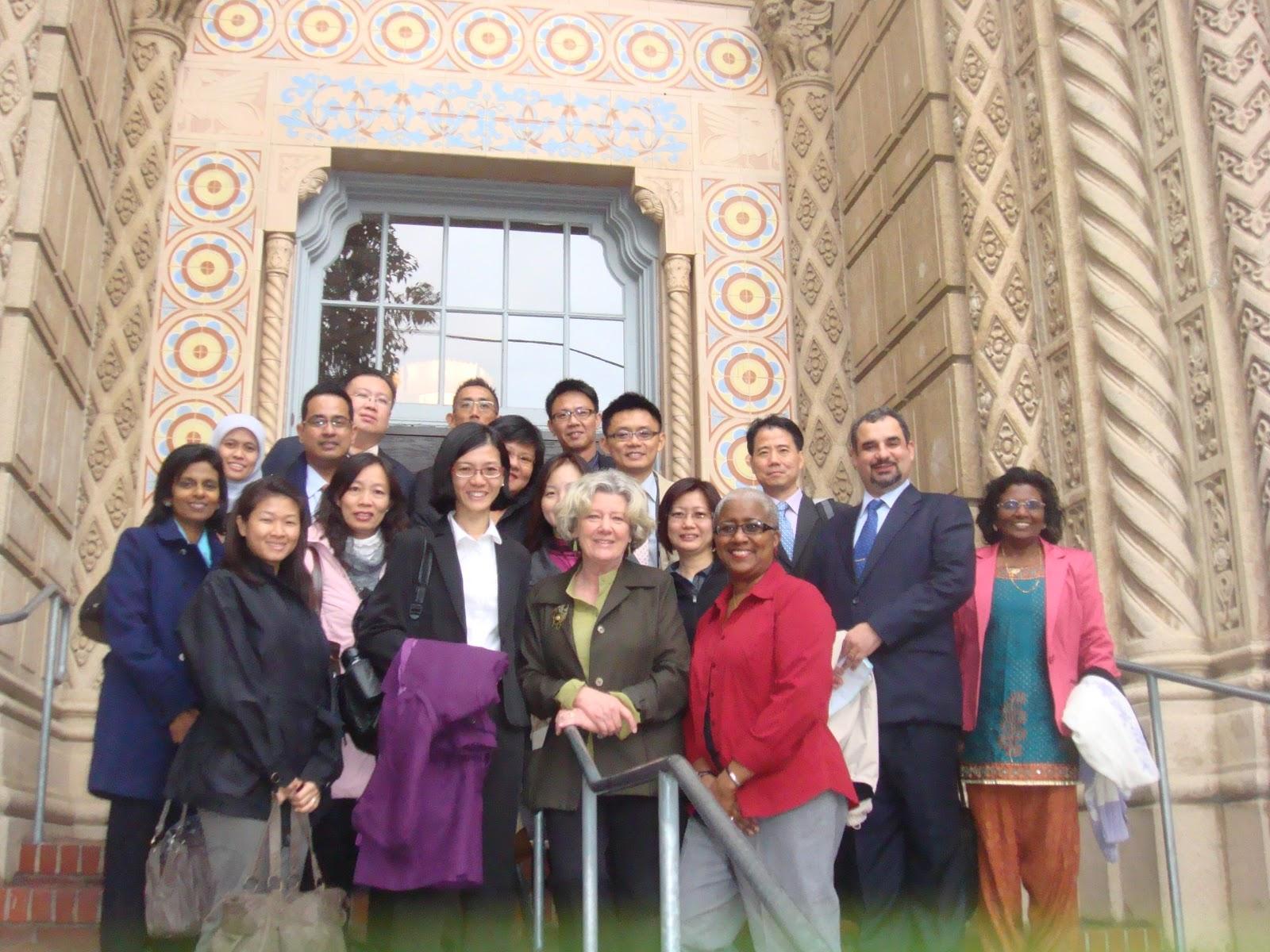 schoolloop presidio S1 Cluster ASCD Conference @ San Francisco: Visit to Presidio Middle ...