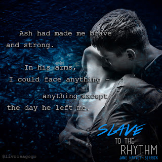 Livro Slave To The Rhythm - Jane Harvey-Berrick