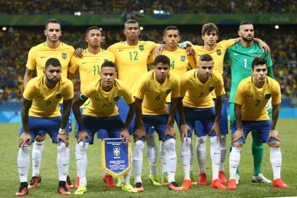 Brasil vence Alemanha e conquista primeiro ouro olímpico no futebol