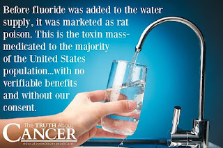 Fluoride is a Toxin