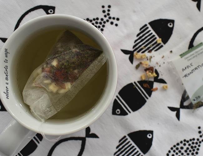 Infusión Apple Temtptation de Tea Shop