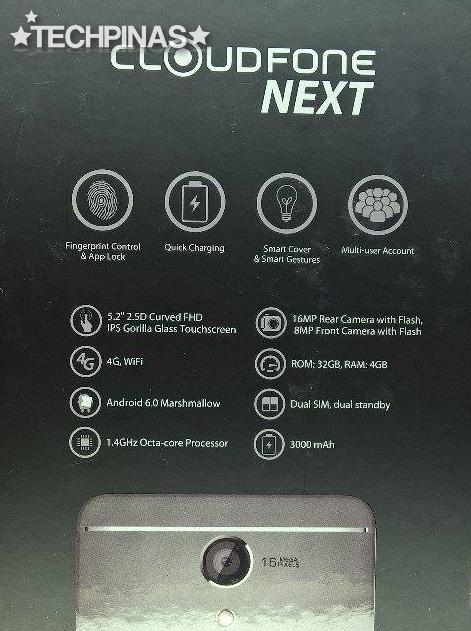 CloudFone Next