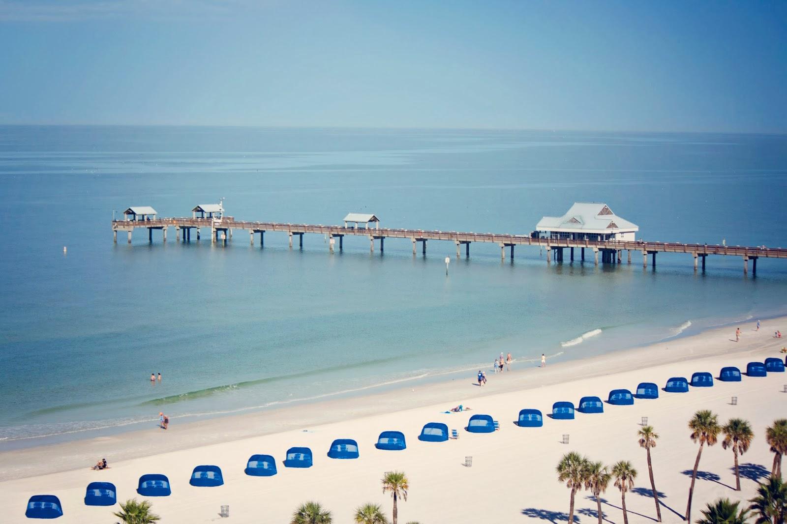 Bluff Creek Blessings: Clearwater Beach, Florida