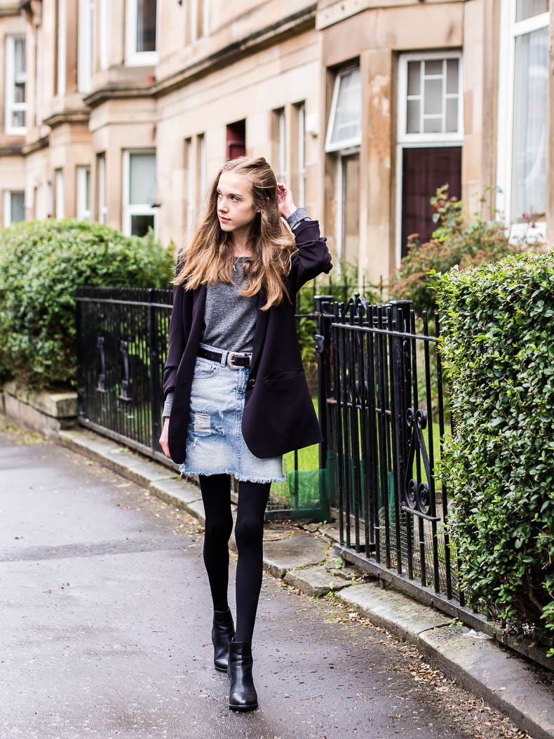 transitional-denim-skirt-outfit