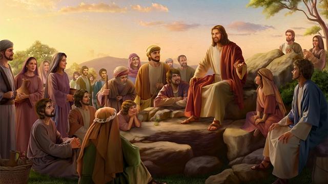 As parábolas do Senhor Jesus