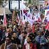 Οι πορείες και οι συγκεντρώσεις κατά του ασφαλιστικού, 7 και 8 Μαΐου