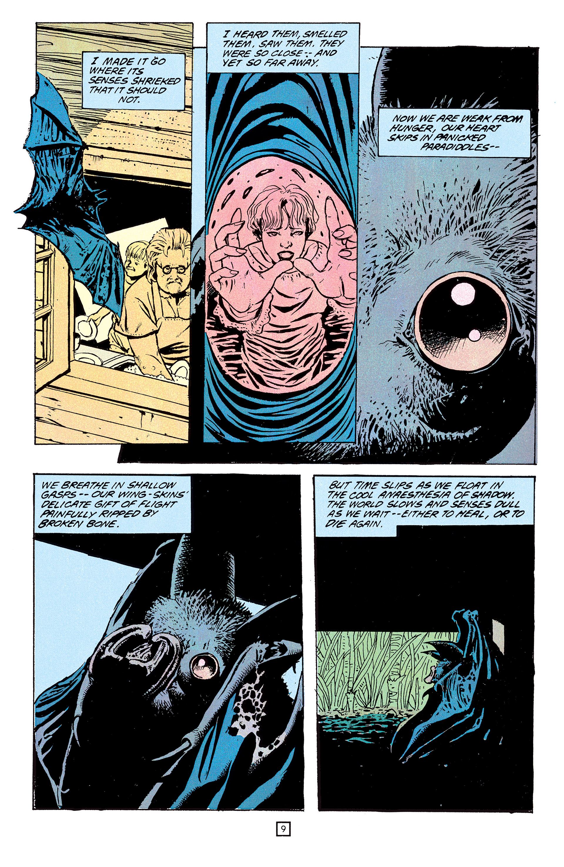 Read online Animal Man (1988) comic -  Issue #54 - 10