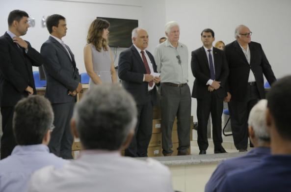 Presidente do Tribunal de Justiça de Alagoas realiza visita técnica à Comarca de Santana do Ipanema