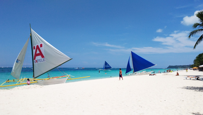 Tips For Peaceful and Stress-Free Travel - Boracay, Phils.