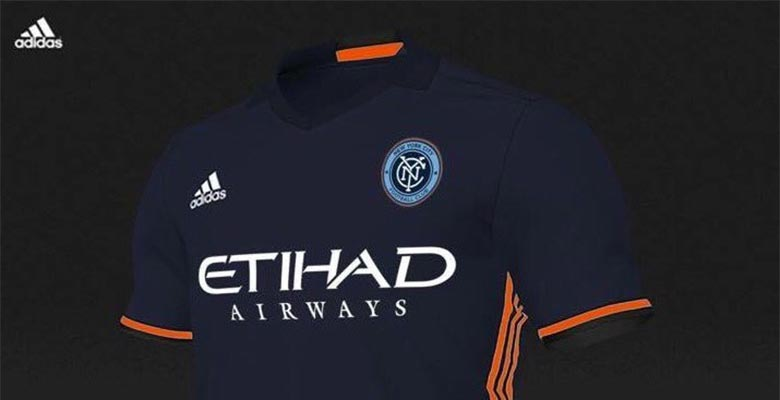 1b387147c ... New York City FC away kit for the 2016 MLS season has been doing the  rounds on Twitter and reddit today. We can reveal and prove that the image  does not ...