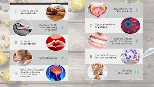 ► Canela: Beneficios para  la Salud e Información Nutricional
