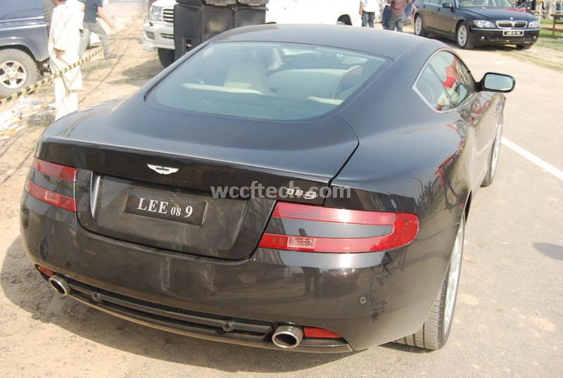 Aston Martin Db9 In Pakistan Sport Cars